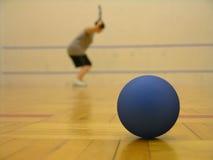 wciąż życia racquetball Zdjęcia Stock