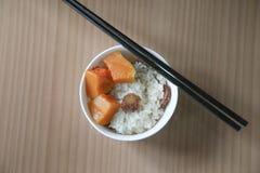 Wciąż życie, chiński jedzenie Zdjęcie Royalty Free