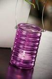Wciąż życie domowe oświetleniowe świeczki lub katalizator lampa zdjęcia royalty free