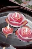 Wciąż życie domowe oświetleniowe świeczki lub katalizator lampa obraz royalty free