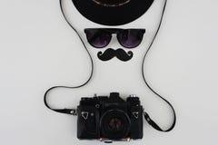 Wciąż życie fotograf zdjęcie stock