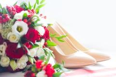 Wciąż życie od bukieta kwiaty Obrazy Royalty Free