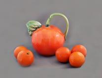 wciąż życie pomarańcze Obrazy Royalty Free