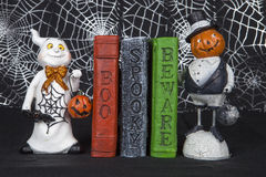 wciąż Halloween życie Zdjęcia Stock
