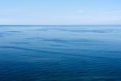 Wciąż morze bałtyckie Fotografia Royalty Free