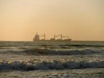 Wciąż przy morzem Obraz Royalty Free