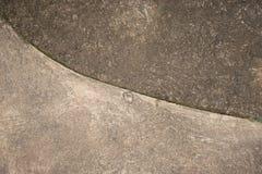 Wcielać betonowy tło dla oznakować Fotografia Royalty Free