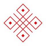 Wcześni slavic symbole Famaly obraz stock