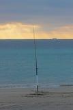 wcześnie rano połowów fotografia stock