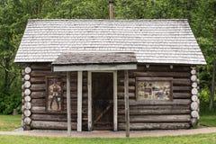 Wczesna beli kabina Obrazy Stock