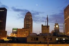 Wczesny Poranek w Louisville obrazy stock