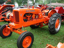 WD-45 Allis-Chalmers Tractor Royalty Free Stock Images