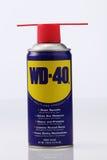 Wd40 Imágenes de archivo libres de regalías