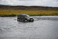 4wd adventure, Iceland Royalty Free Stock Photo