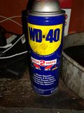 Wd 40 stock photography