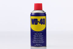 Wd40 Royalty Free Stock Image