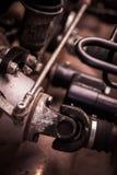 2WD motocykl kardanowy Zdjęcia Royalty Free