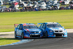WD-40 Phillip Island SuperSprint Foto de Stock Royalty Free