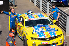 WD-40 Phillip Island SuperSprint Royalty Free Stock Photography