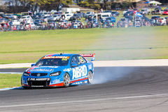 WD-40 Phillip Island SuperSprint Stock Images