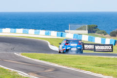 WD-40 Phillip Island SuperSprint Stock Photography
