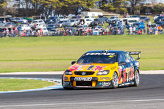 WD-40 Phillip Island SuperSprint Stock Photo