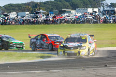 WD-40 Phillip Island SuperSprint Stock Image