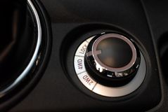 4wd selector switch. 4x4 selector Stock Images