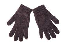 Wełien rękawiczki Fotografia Royalty Free