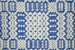 Wełna dywanu tekstura Fotografia Stock