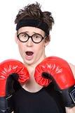Weak boxer Stock Photos