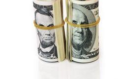 Weak economy Stock Photo