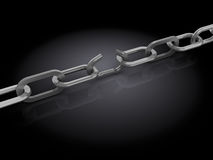 Weak link Stock Photos