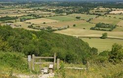Weald, Сассекс, Англия стоковая фотография rf
