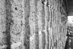 Weall da rocha Imagens de Stock