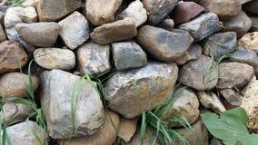 Weall de la roca foto de archivo libre de regalías