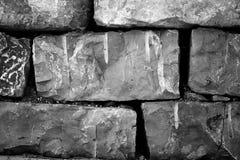 Weall de la roca Fotografía de archivo