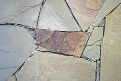 Weall de roche Photos libres de droits
