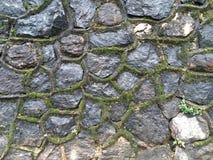 Weall della roccia Fotografie Stock