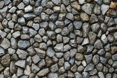 Weall della roccia Fotografia Stock
