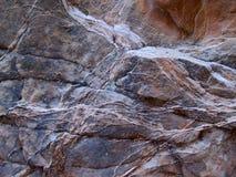 Weall della roccia Fotografie Stock Libere da Diritti