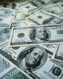 Wealth of dollars Stock Images