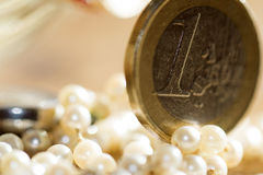 Wealth and economy Royalty Free Stock Photos