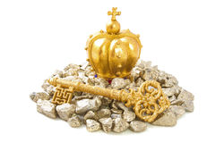 Wealth and glory Royalty Free Stock Images