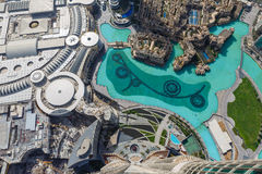 Wealthy Buildings From Above with Wealthy Buildings From Above that near The Burj Khalifa, DubaiThe Burj Khalifa Shadow, Dubai Royalty Free Stock Photo