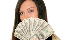 Wealthy teenager Stock Images
