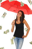 Wealthy Woman Stock Photography