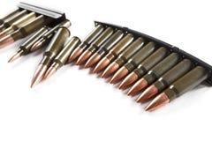 Weapon cartridge Stock Photos