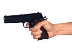 The weapon gun Stock Photos