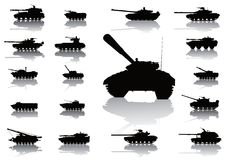 Weapon.Tanks Image stock